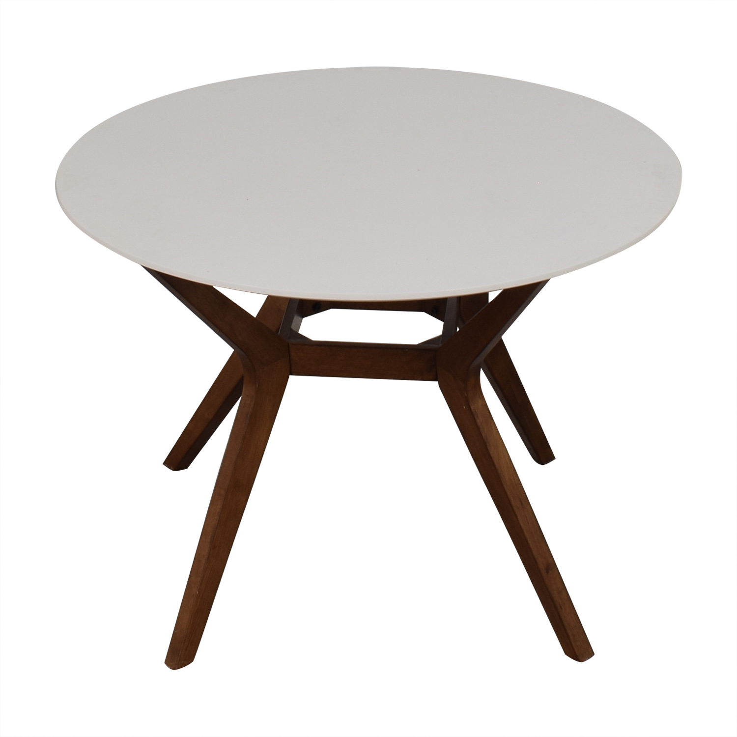 Project 62 by Target White Wooden Dining Table Project 62 by Target