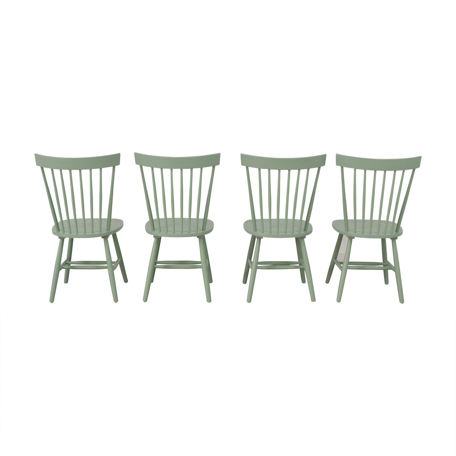 Wayfair Wayfair Green Dining Chairs dimensions