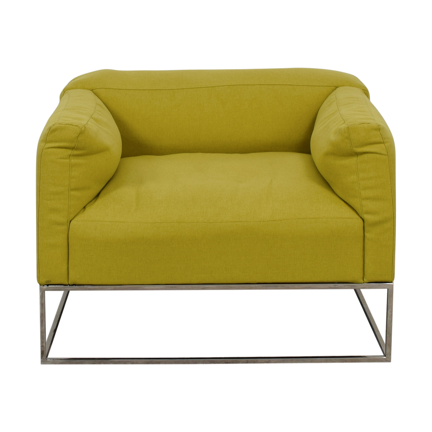 Pangea Furniture Pangea Furniture Cubic Chair Sofas