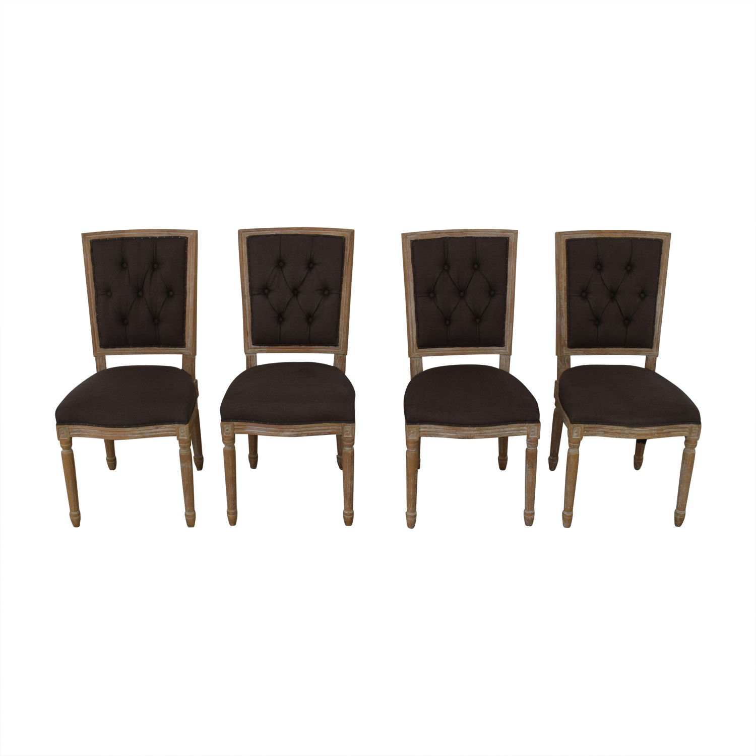 Orient Express Furniture Orient Express Furniture Elton Dining Chairs for sale