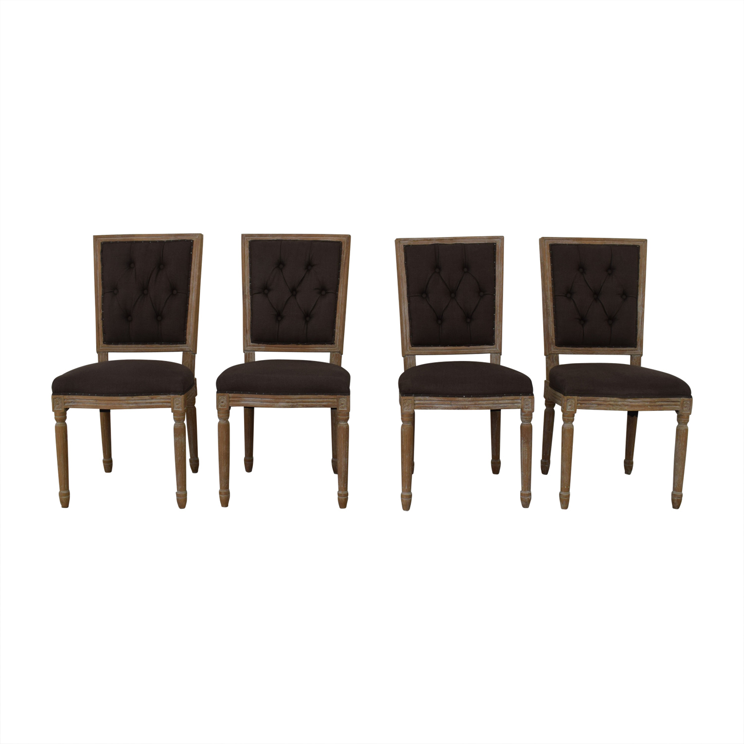Orient Express Furniture Orient Express Furniture Elton Dining Chairs dimensions