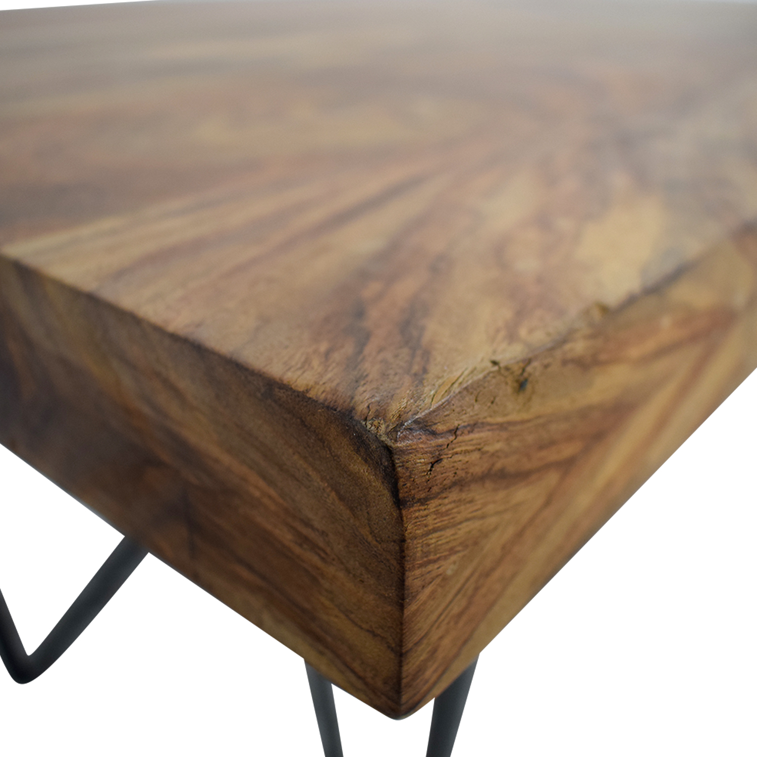 buy CB2 CB2 Dylan Wood Dining Table online
