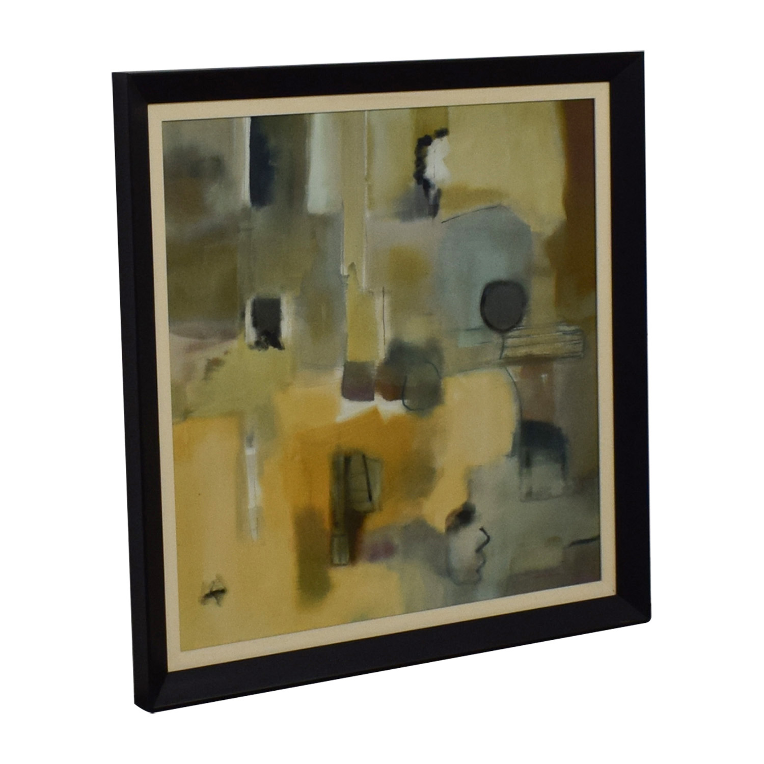 buy The Bombay Company Framed Art Nancy Ortenstone Music of the Moment The Bombay Company Decor