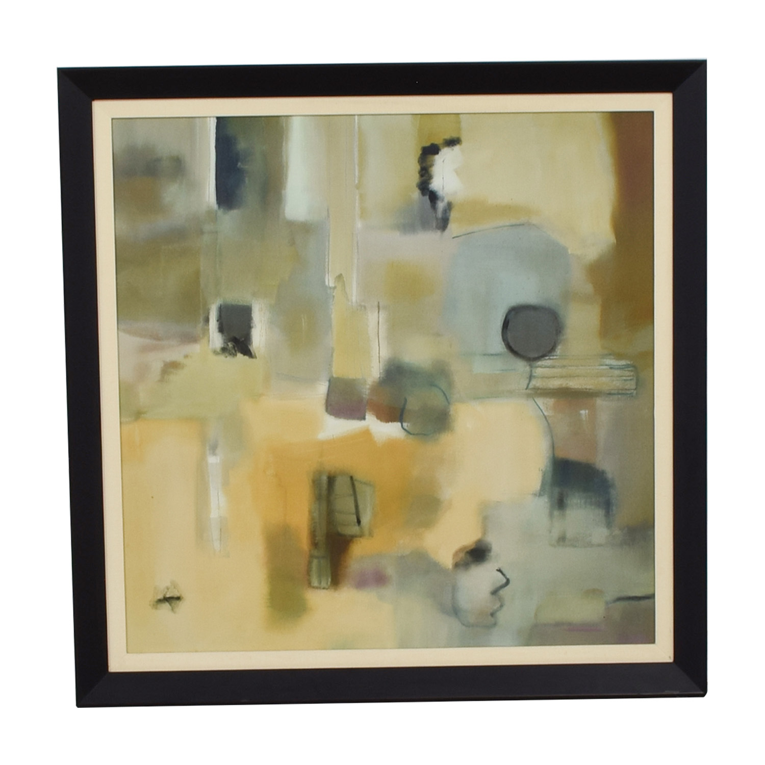 The Bombay Company The Bombay Company Framed Art Nancy Ortenstone Music of the Moment nyc
