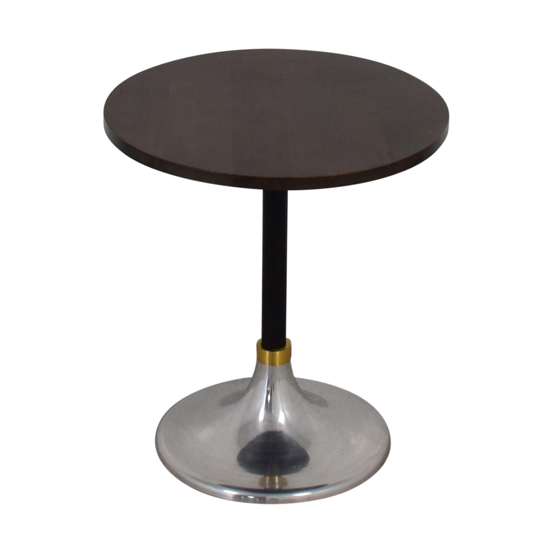 Cb2 Hackney Bistro Table Online