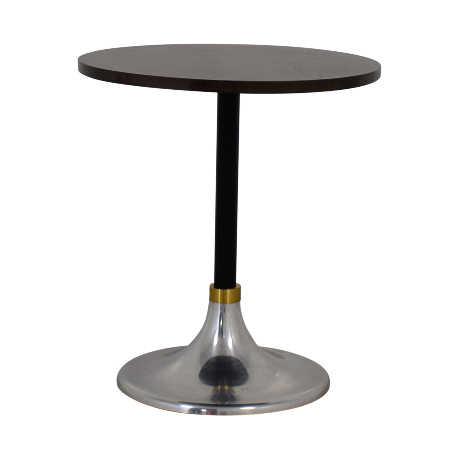 buy CB2 Hackney Bistro Table CB2 Accent Tables