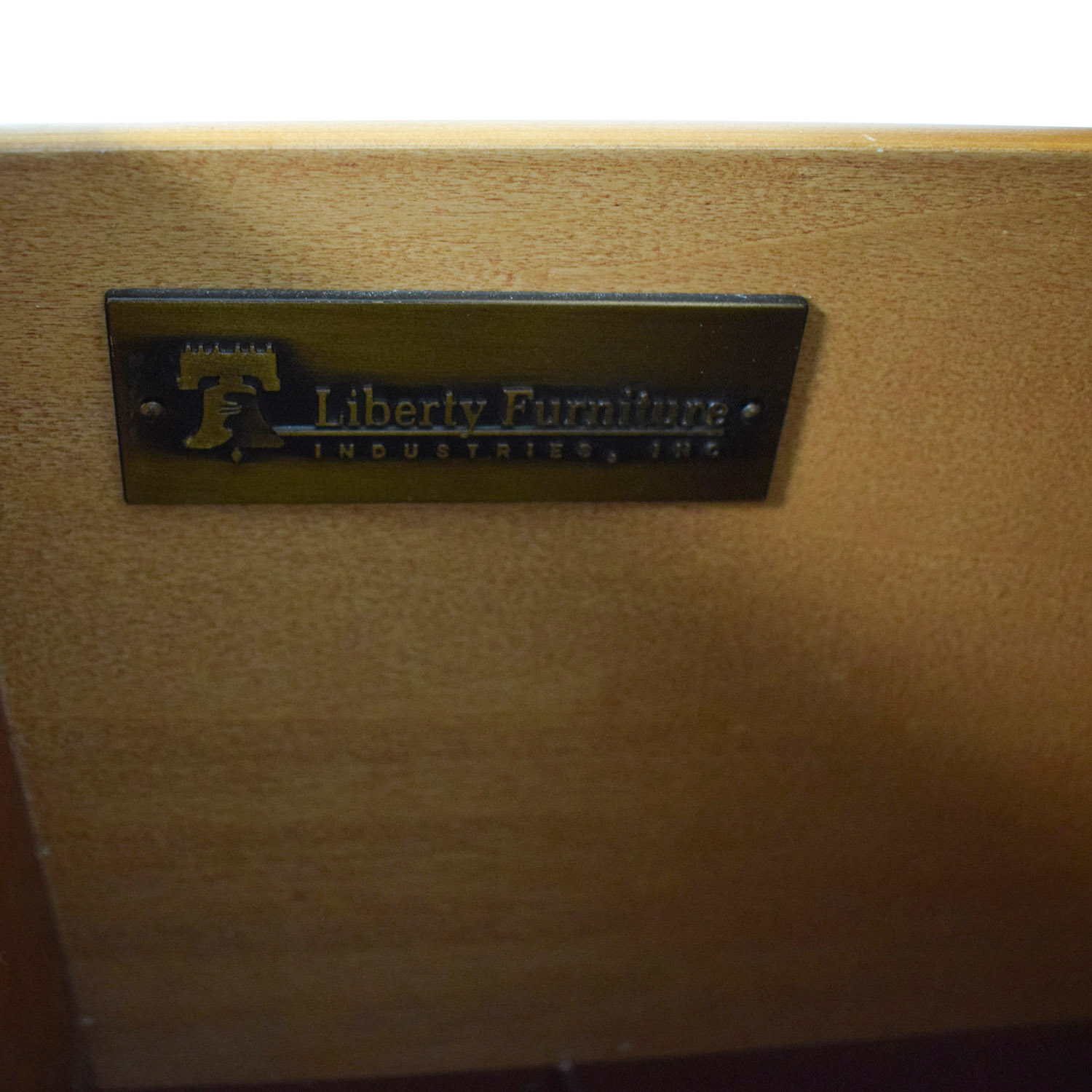 shop Liberty Furniture Catalina Cognac Two-Drawer Nightstand Liberty Furniture Tables