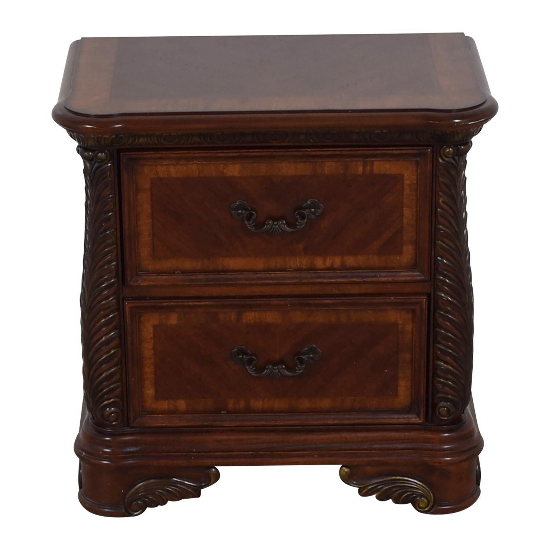 Liberty Furniture Liberty Furniture Catalina Cognac Two-Drawer Nightstand