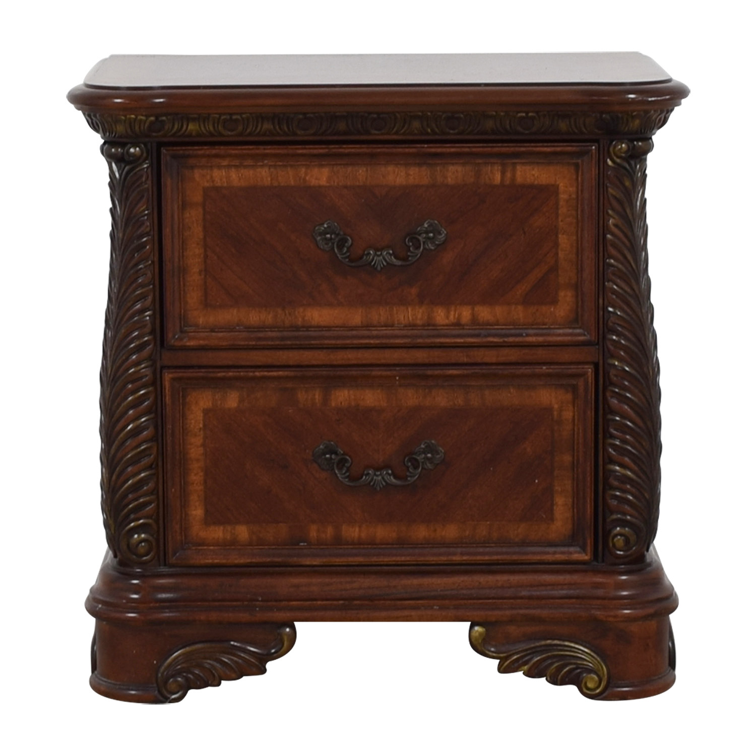 Liberty Furniture Liberty Furniture Catalina Cognac Two-Drawer Nightstand price