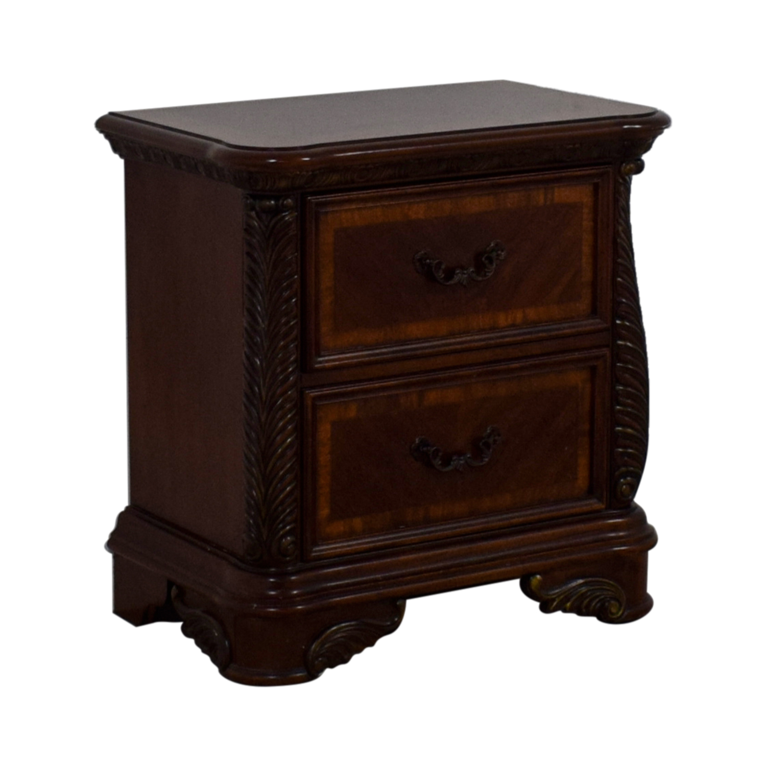 Liberty Furniture Cognac Traditional Nightstand / End Tables