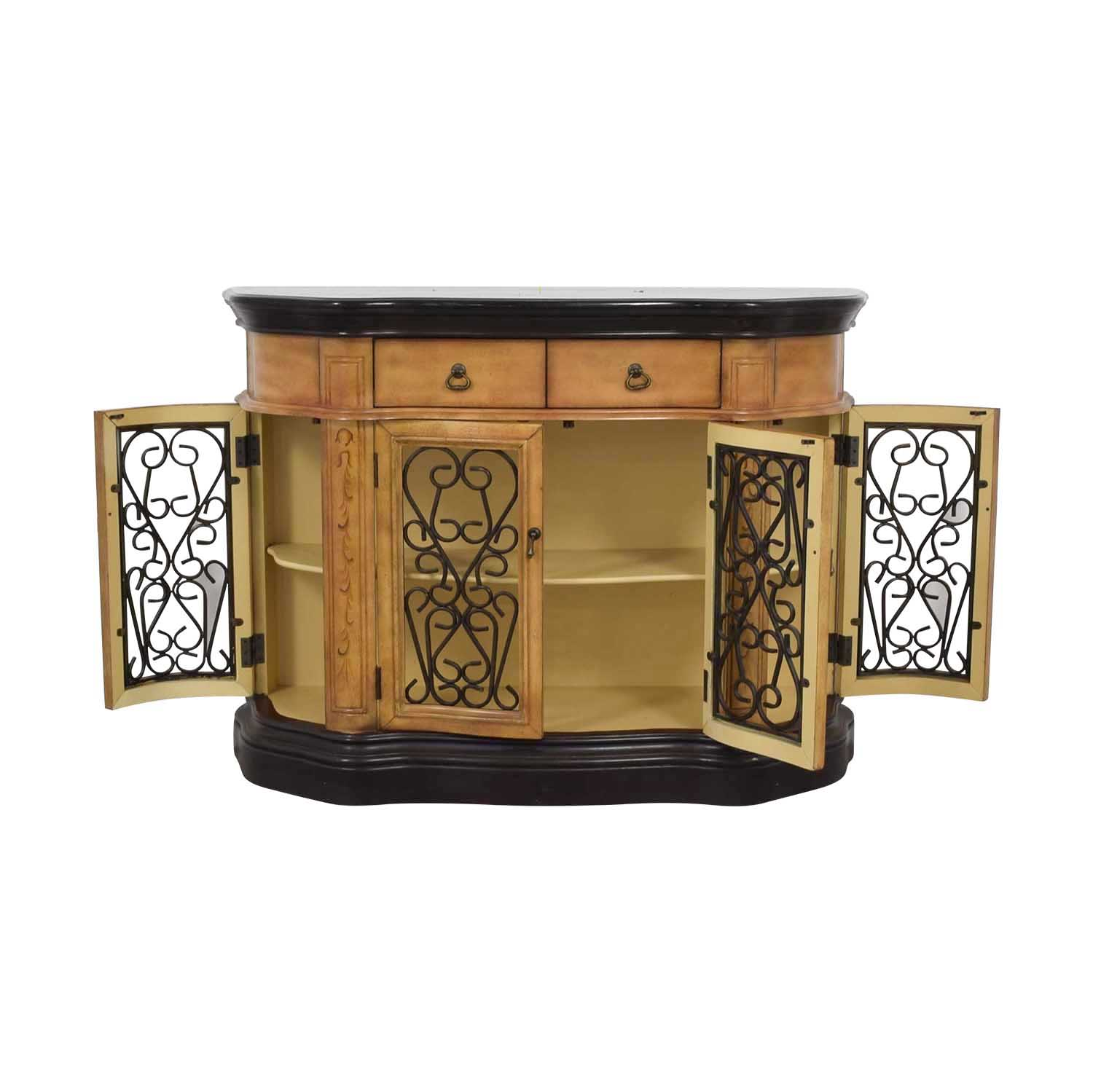 Raymour & Flanigan Raymour & Flanigan Canterbury Credenza for sale