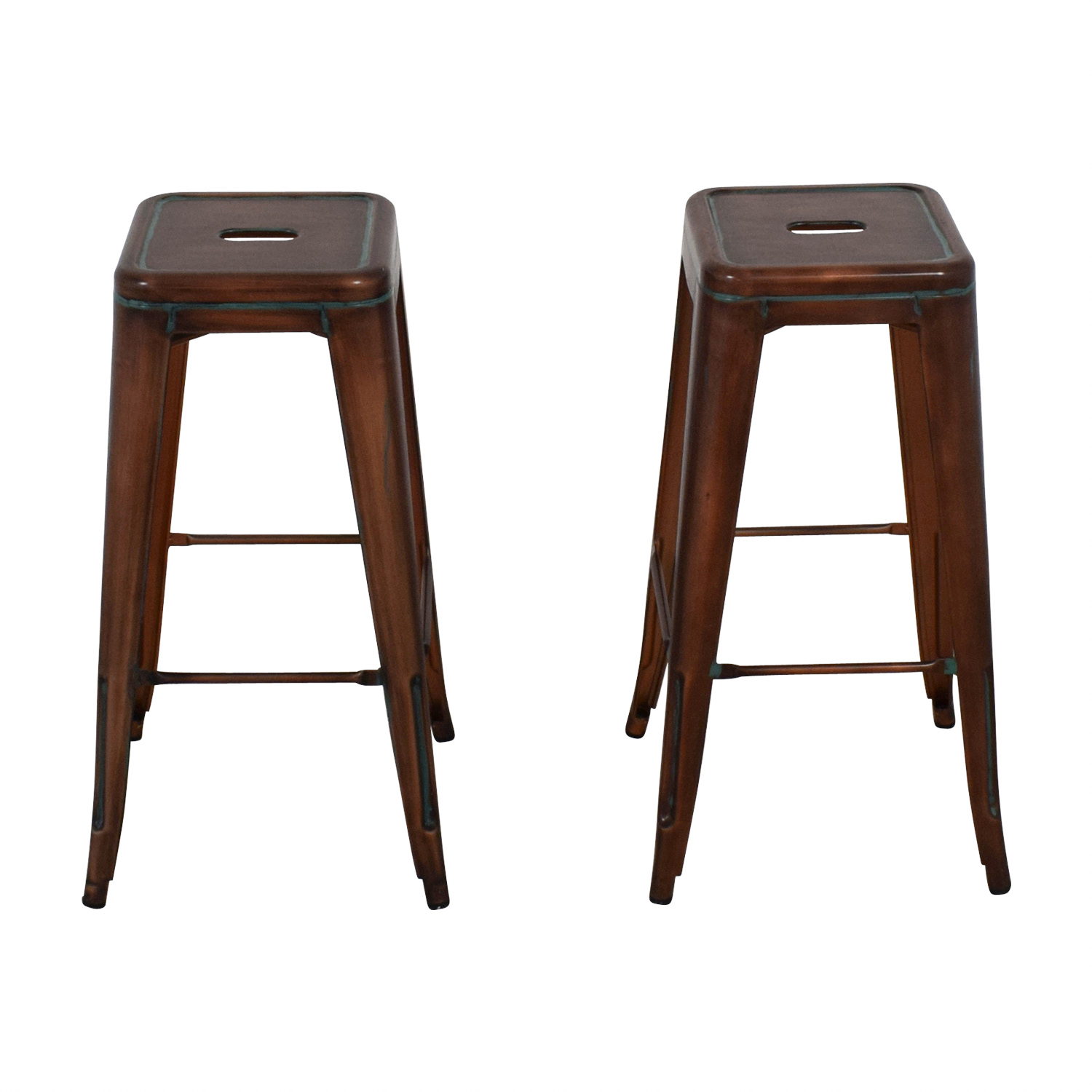 Metallic Bar Stools discount