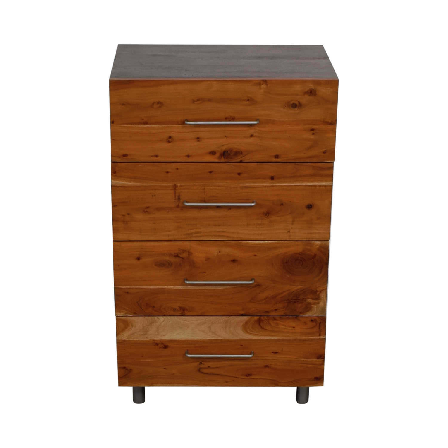buy CB2 CB2 Junction Rustic Four-Drawer Tall Chest online
