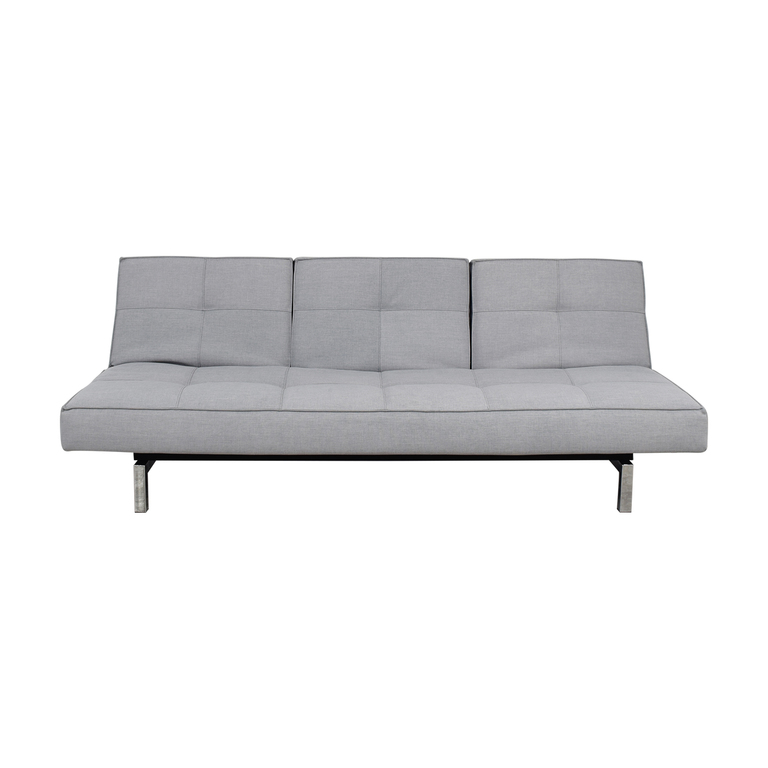 shop Room & Board Room & Board Eden Essen Grey Convertible Sleeper Sofa online