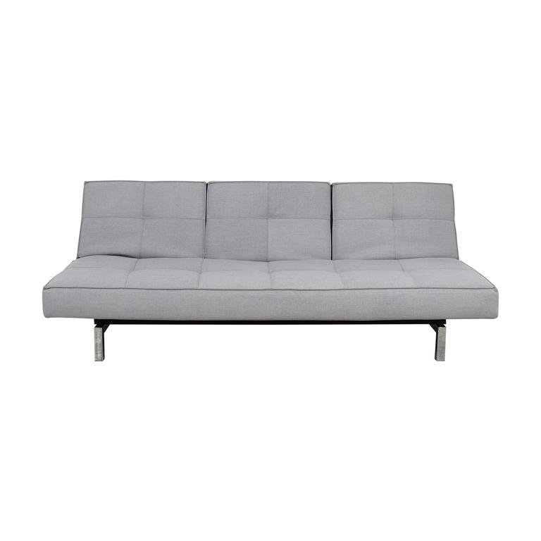 buy Room & Board Eden Essen Grey Convertible Sleeper Sofa Room & Board