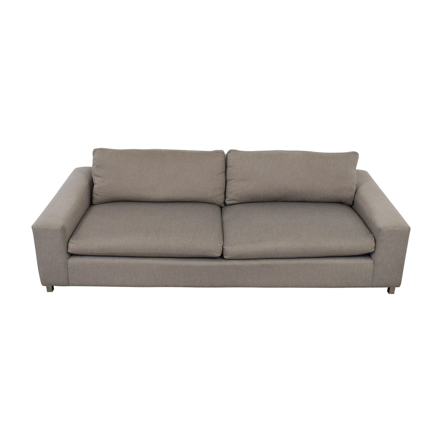 buy Room & Board Room & Board Klein Tula Putty Two-Cushion Sofa online