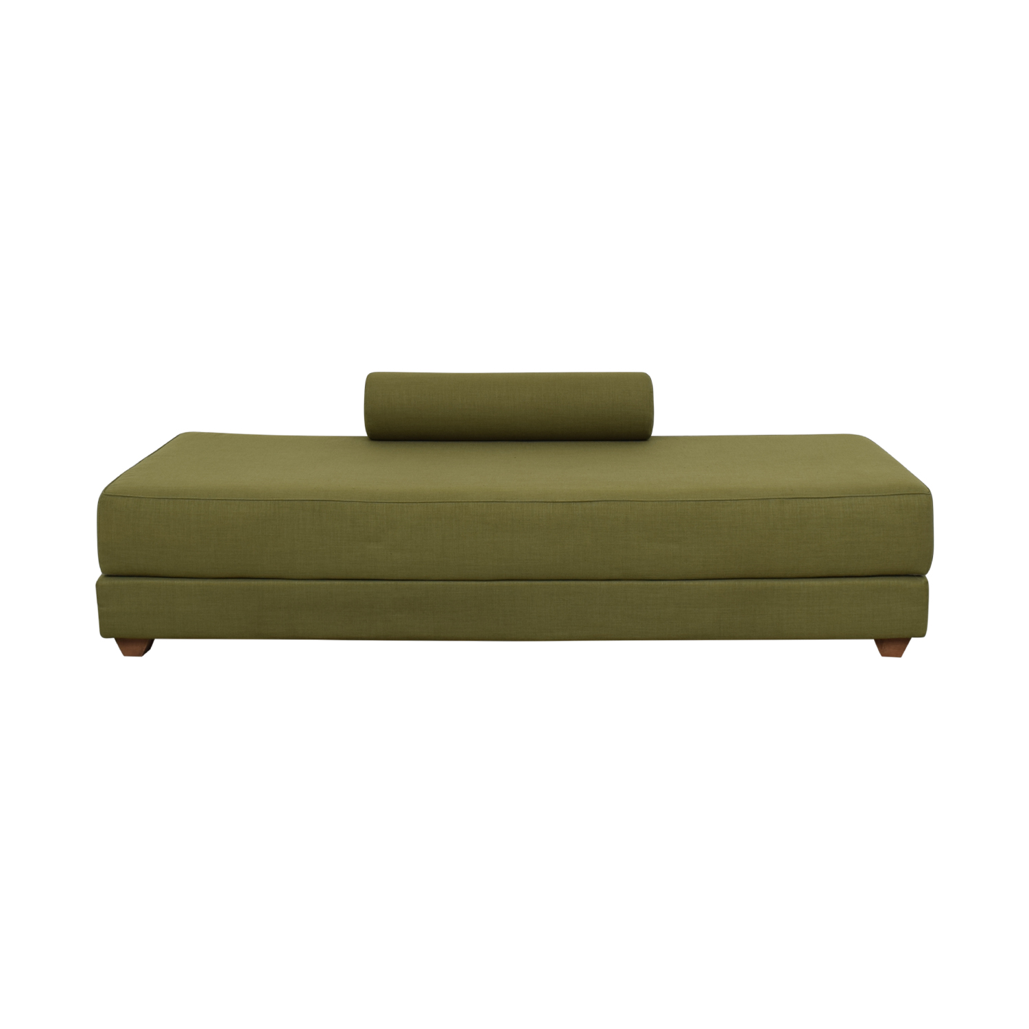 CB2 CB2 Green Lubi Daybed used