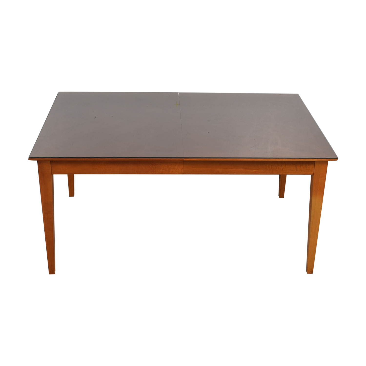 Thomasville Thomasville Extendable Wood Dining Table second hand