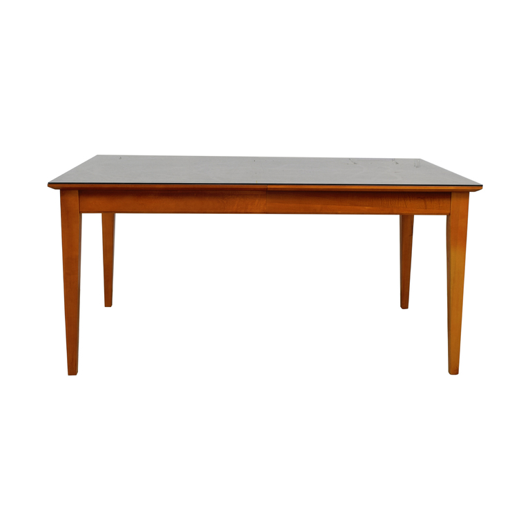 Thomasville Thomasville Extendable Wood Dining Table Tables