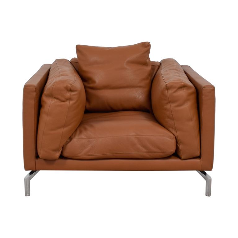 Fabulous Shop Cognac Leather Chair Second Hand Furniture Store Creativecarmelina Interior Chair Design Creativecarmelinacom