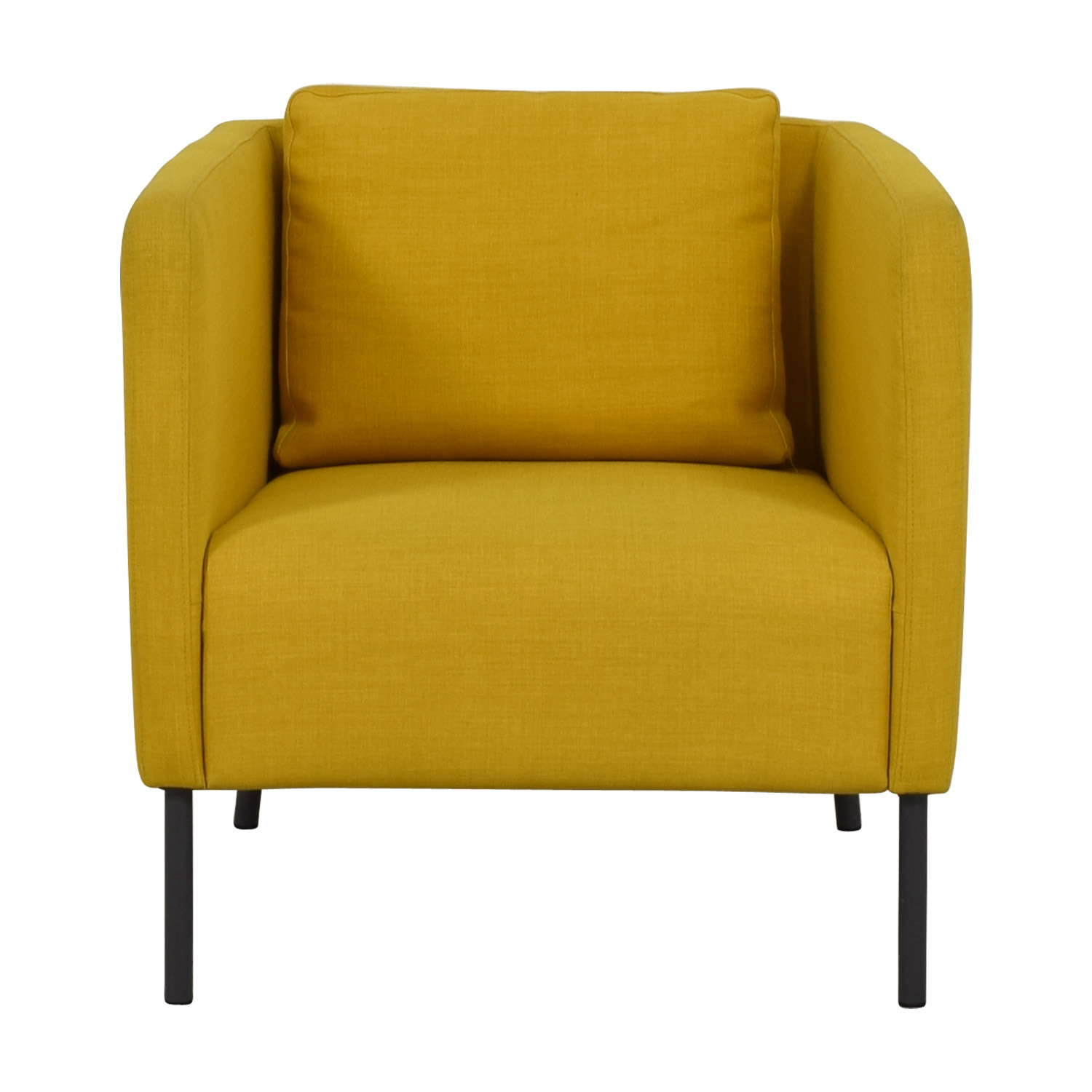 IKEA Ekero Maize Armchair / Accent Chairs