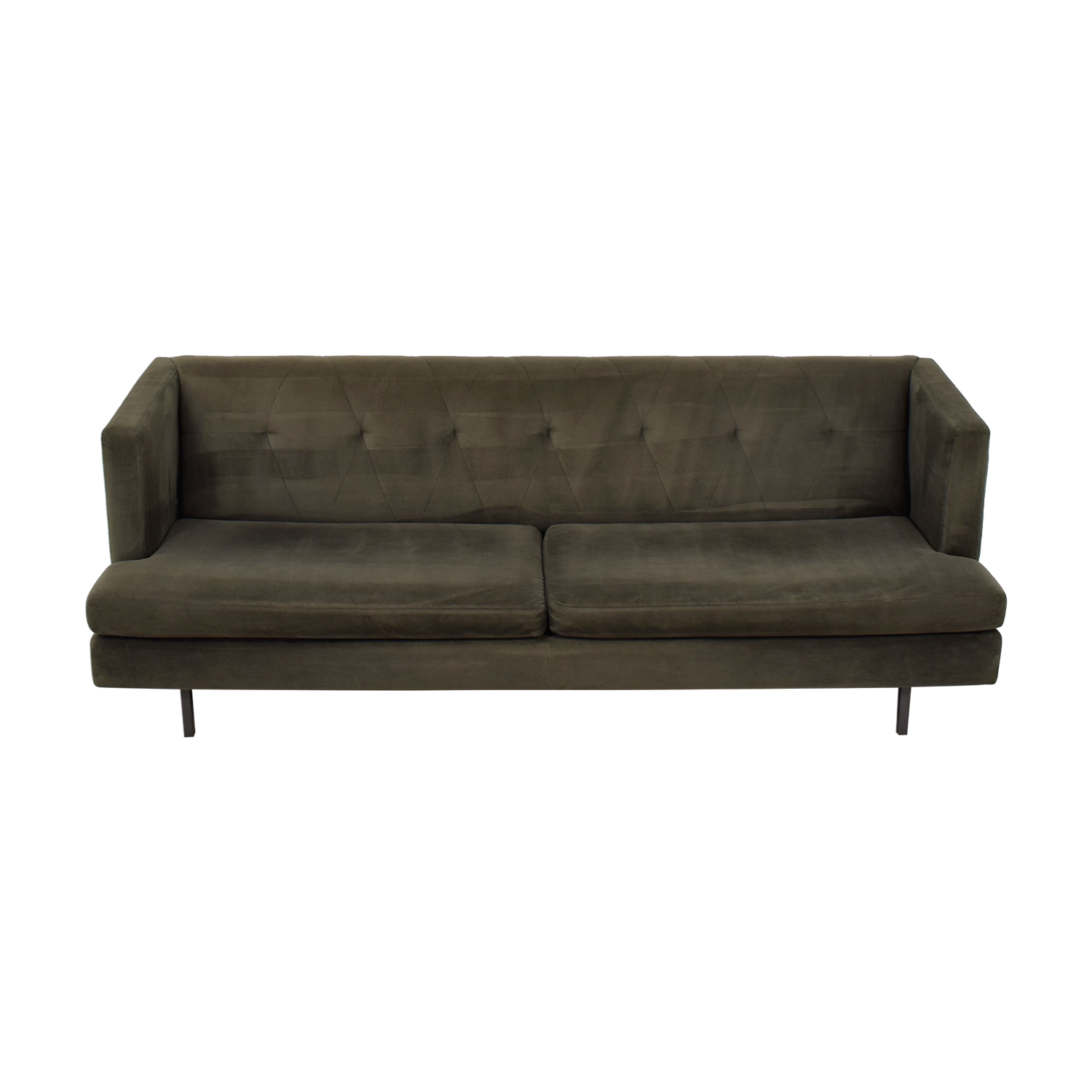 CB2 CB2 Avec Grey Sofa price
