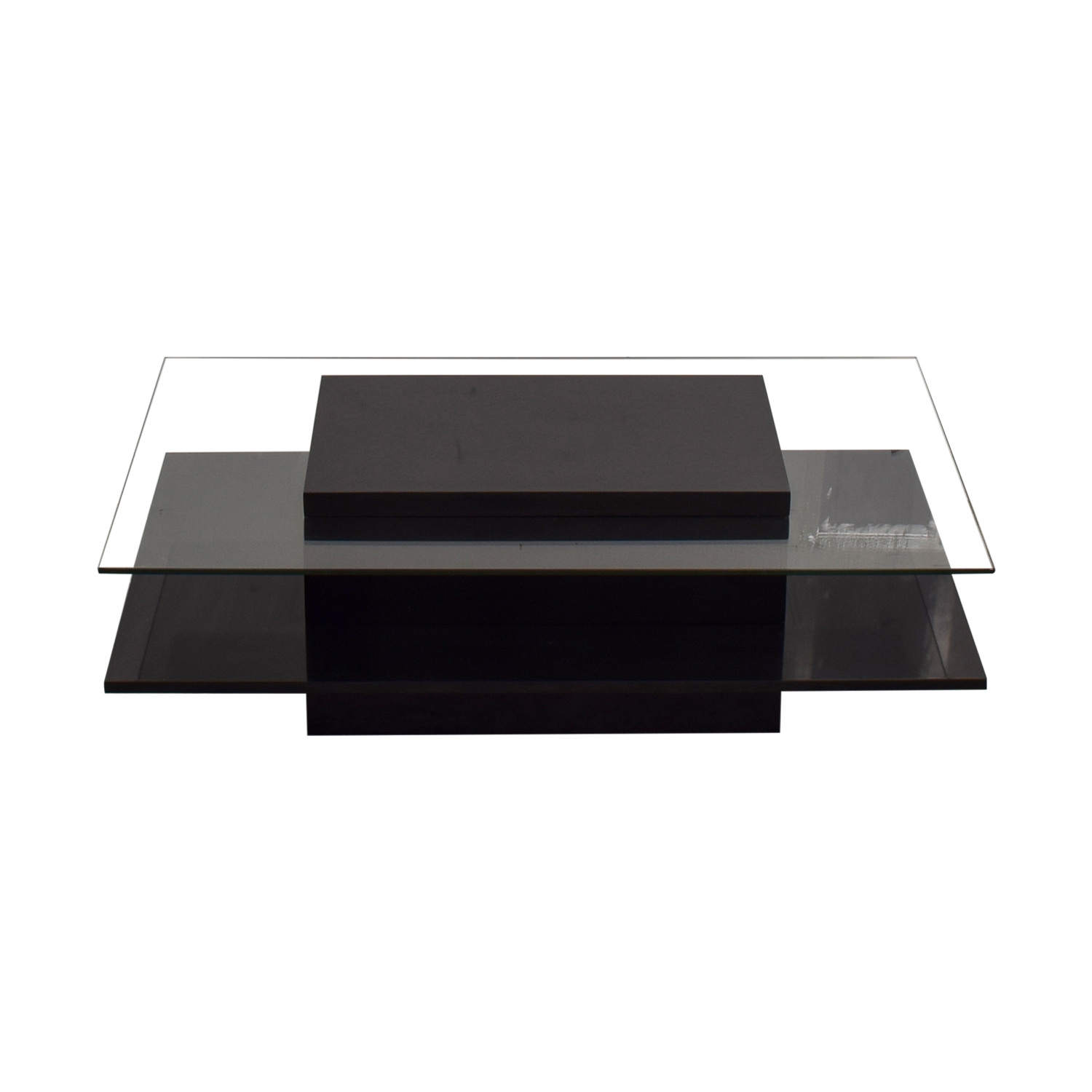 The Door Store Glass Coffee Table The Door Store