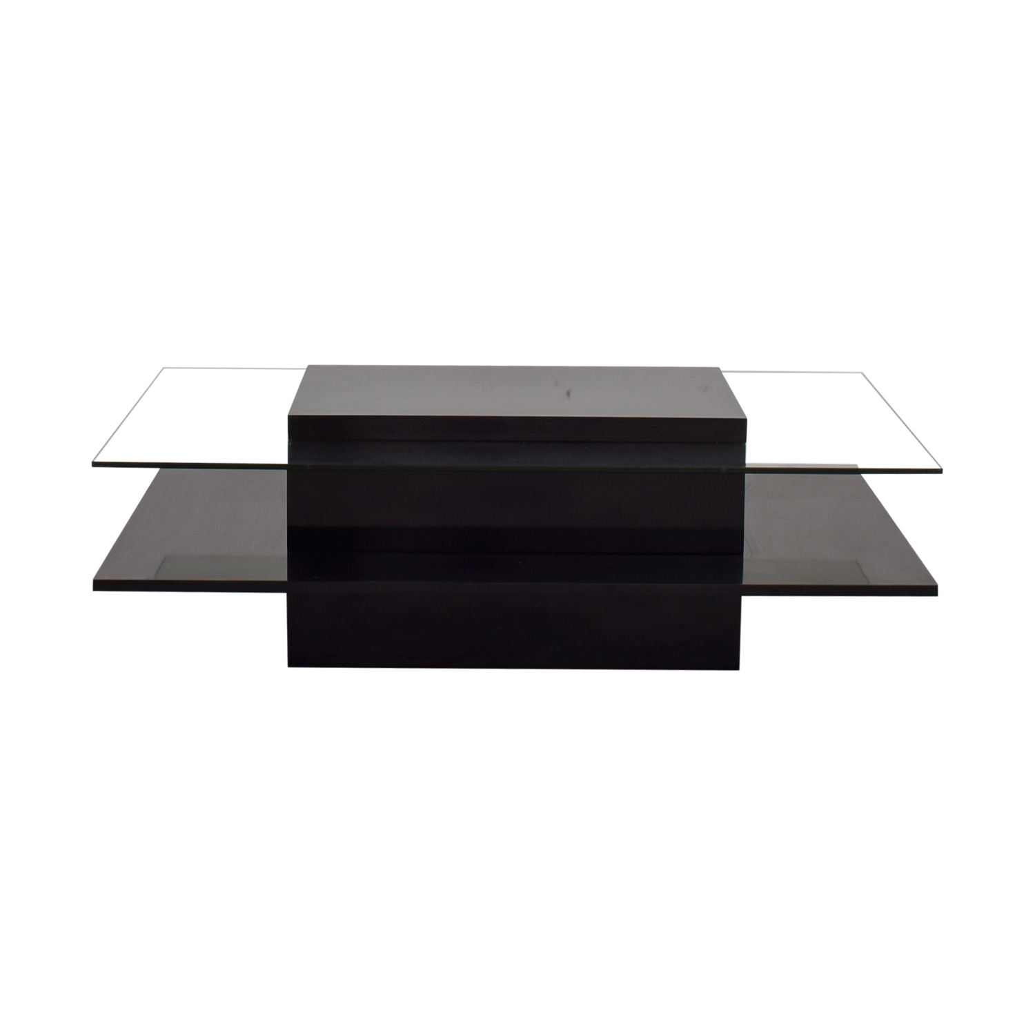 shop The Door Store Glass Coffee Table The Door Store