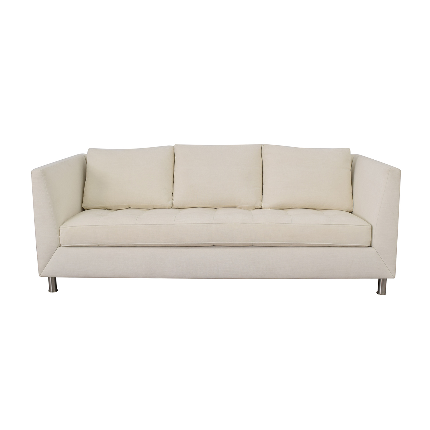 Furniture Masters Furniture Masters Beige Sofa nyc