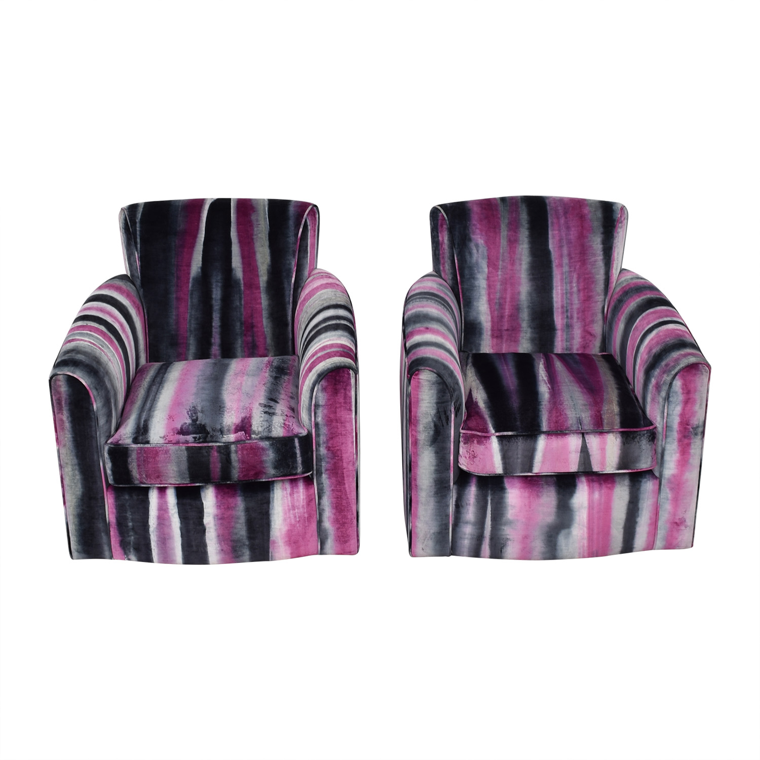 buy Furniture Masters Purple Club Chairs Furniture Masters Chairs