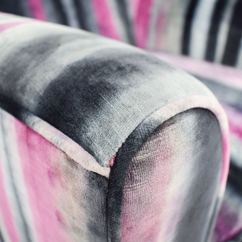 Furniture Masters Furniture Masters Purple Club Chairs discount
