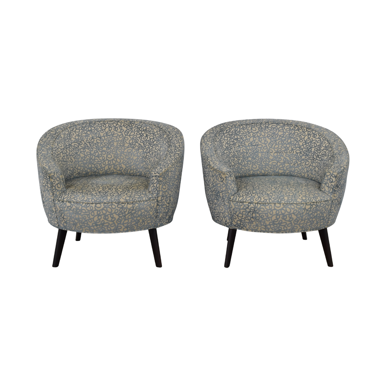 buy Furniture Masters Blue Accent Chairs Furniture Masters Sofas