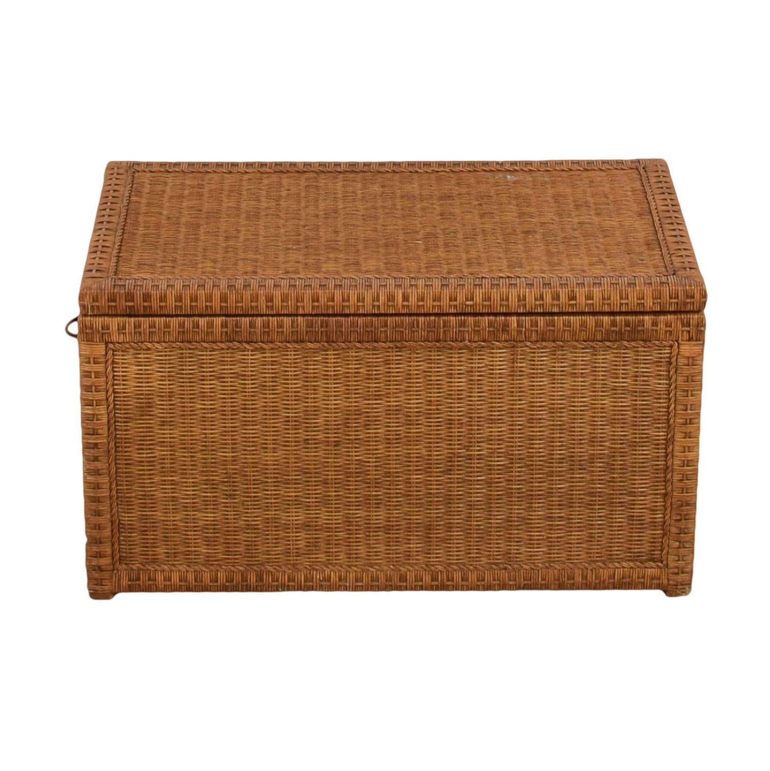 Pier One Wicker Trunk / Trunks