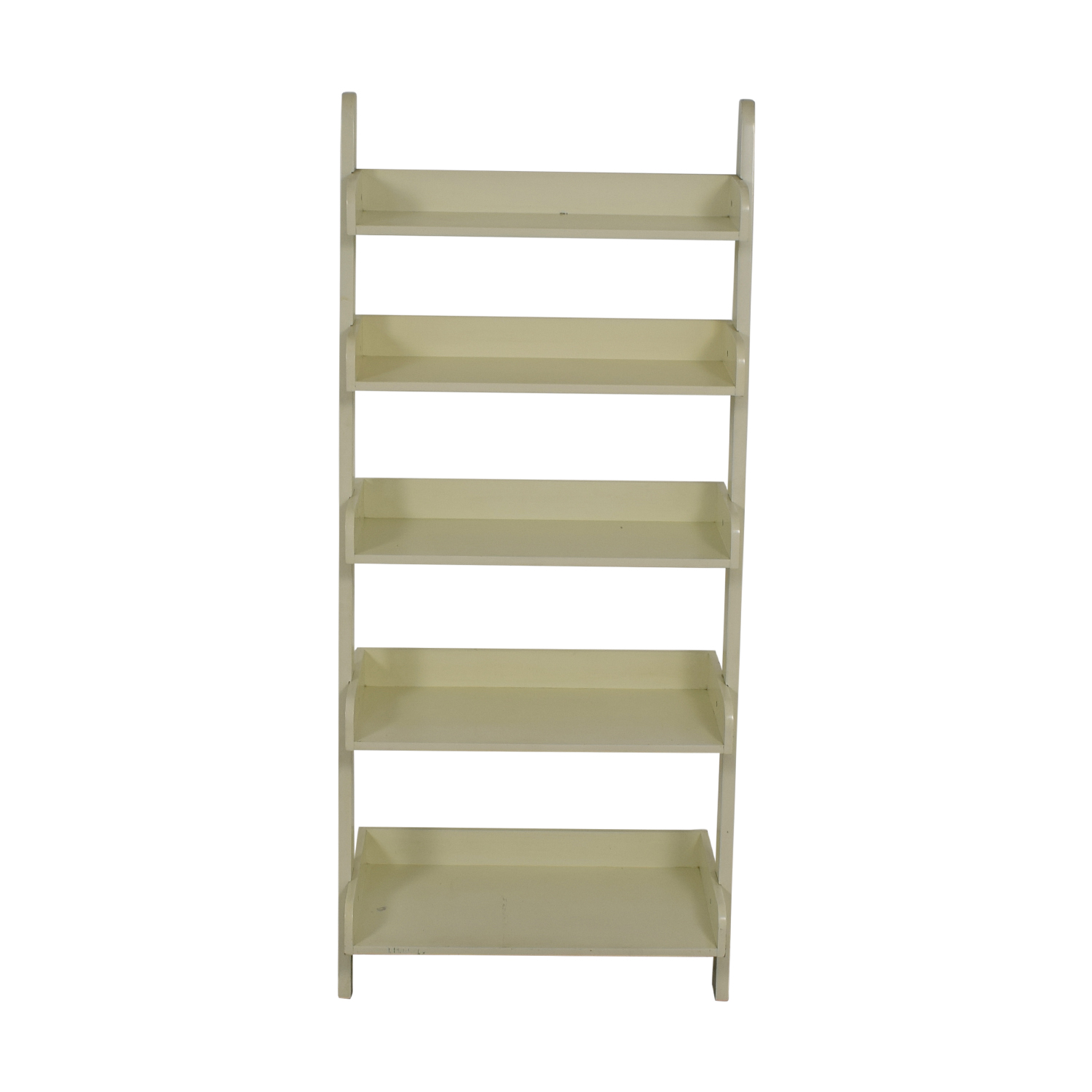 shop Pottery Barn Pottery Barn Studio White Wall Shelf online