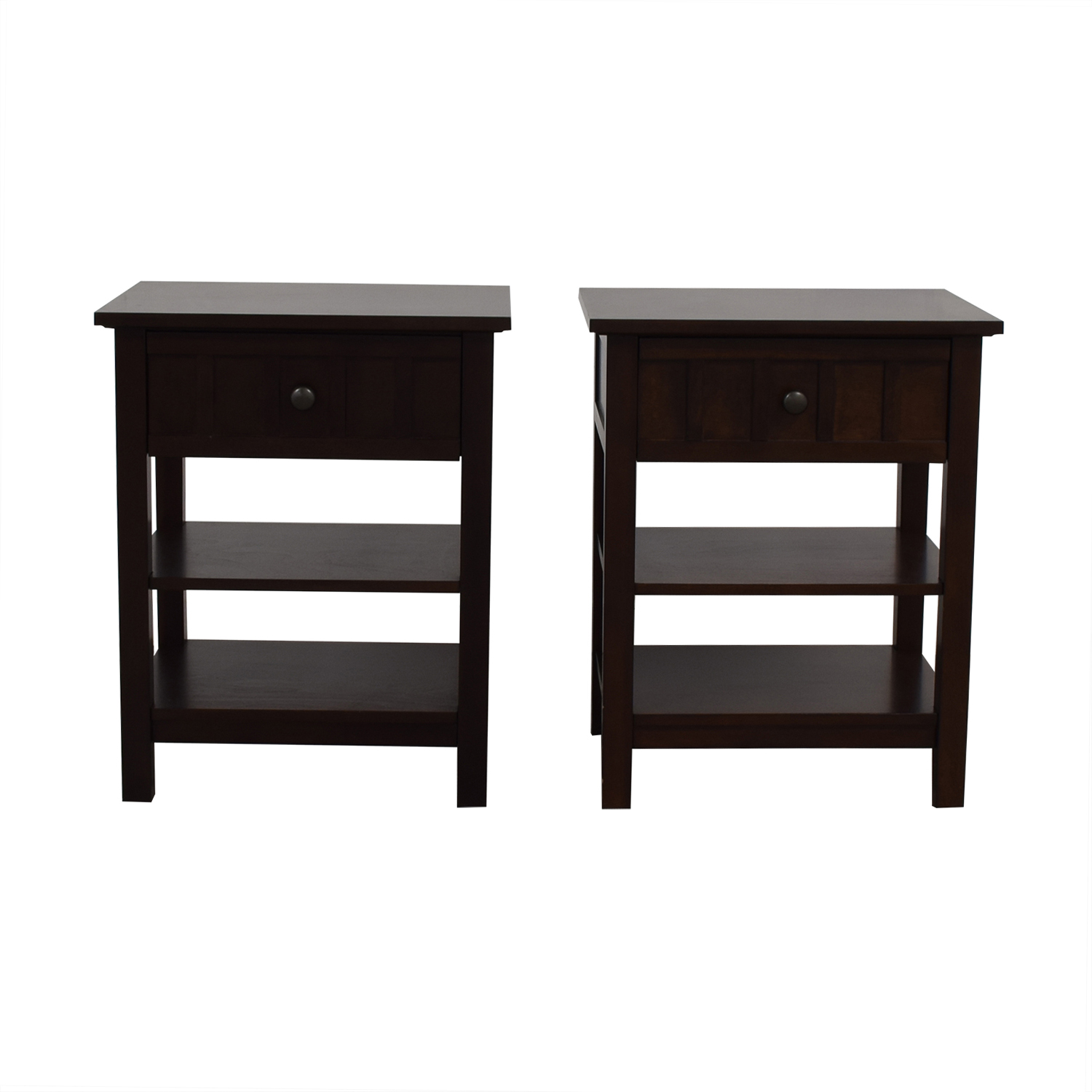 Crate & Barrel Crate & Barrel Nightstands for sale