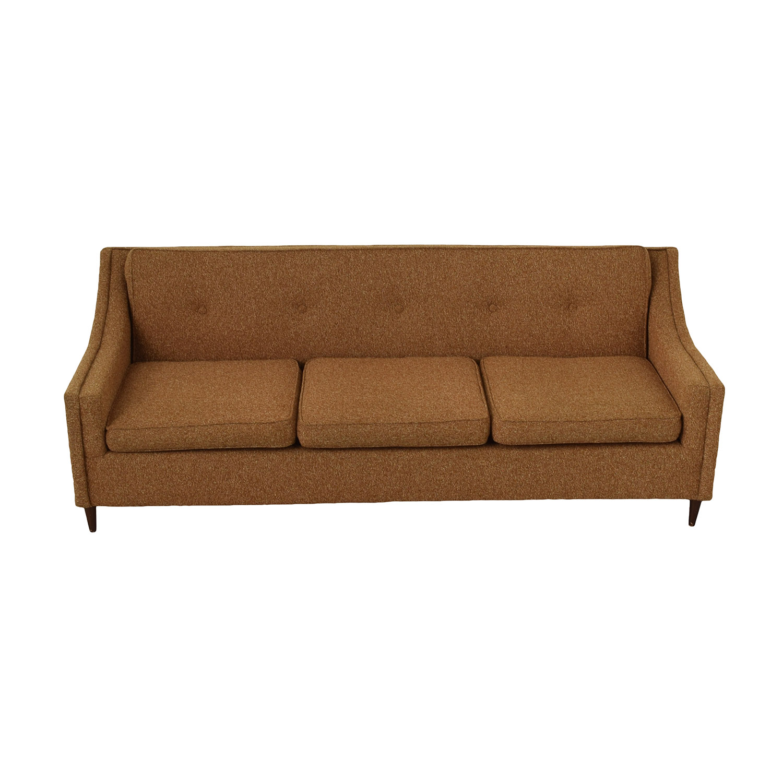 Vintage Mid-Century Sofa second hand