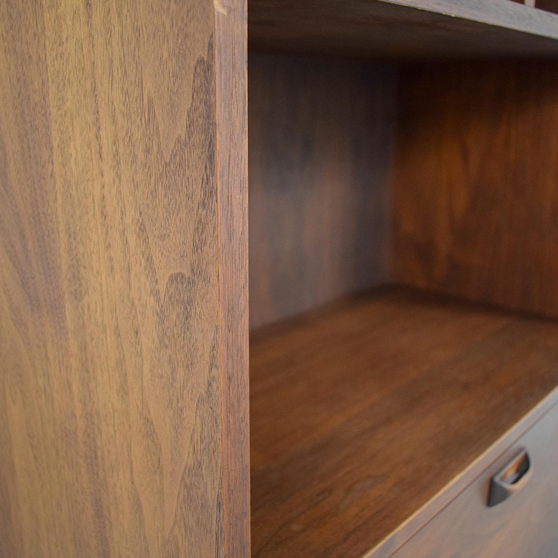 buy Secretary Bookshelf  Bookcases & Shelving