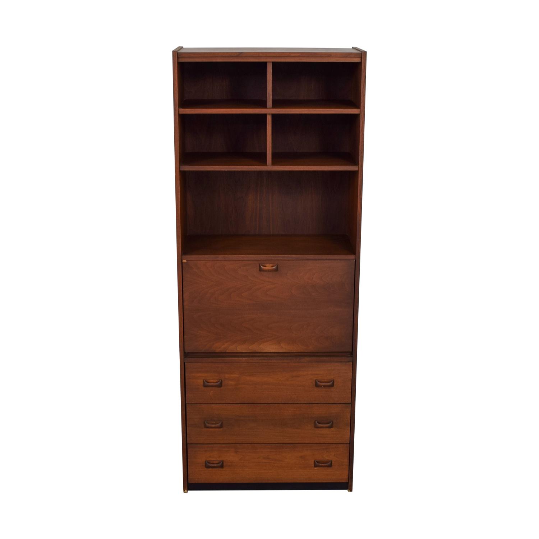 Secretary Bookshelf on sale