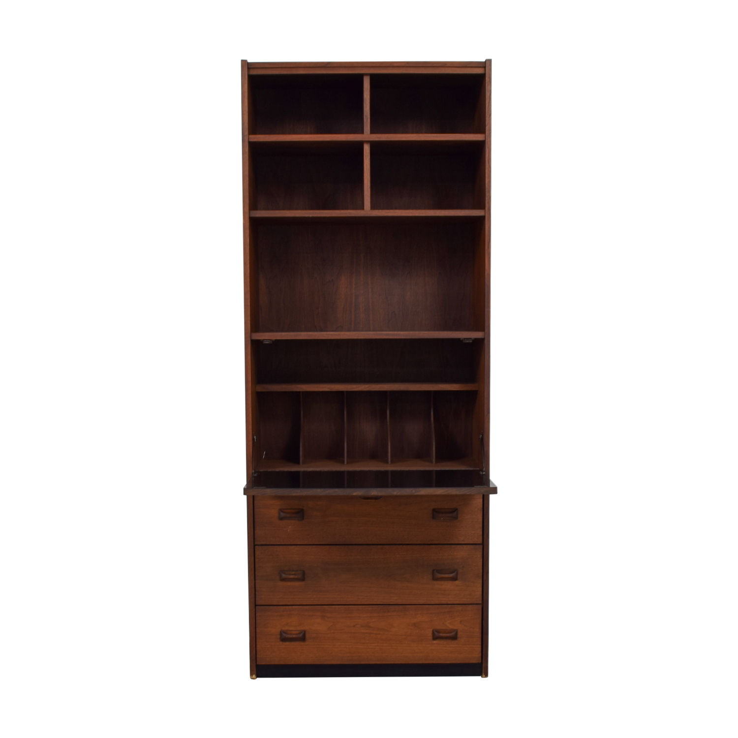 Secretary Bookshelf for sale