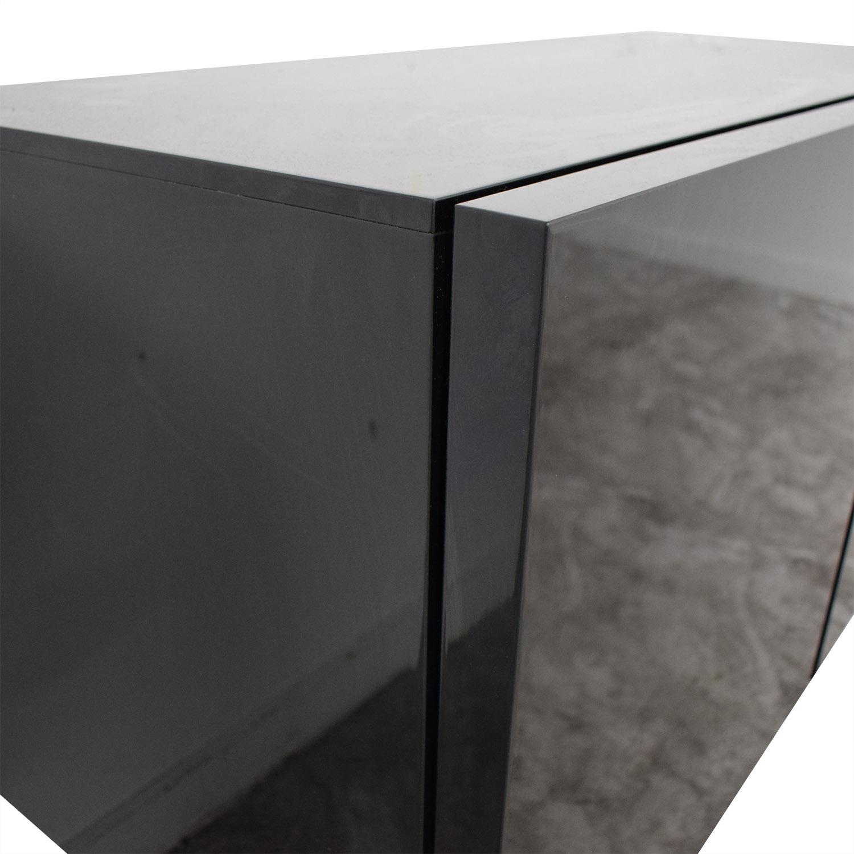 Calligaris Calligaris Black Sideboard dimensions