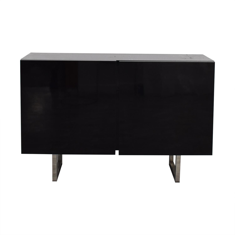 buy Calligaris Black Sideboard Calligaris Cabinets & Sideboards