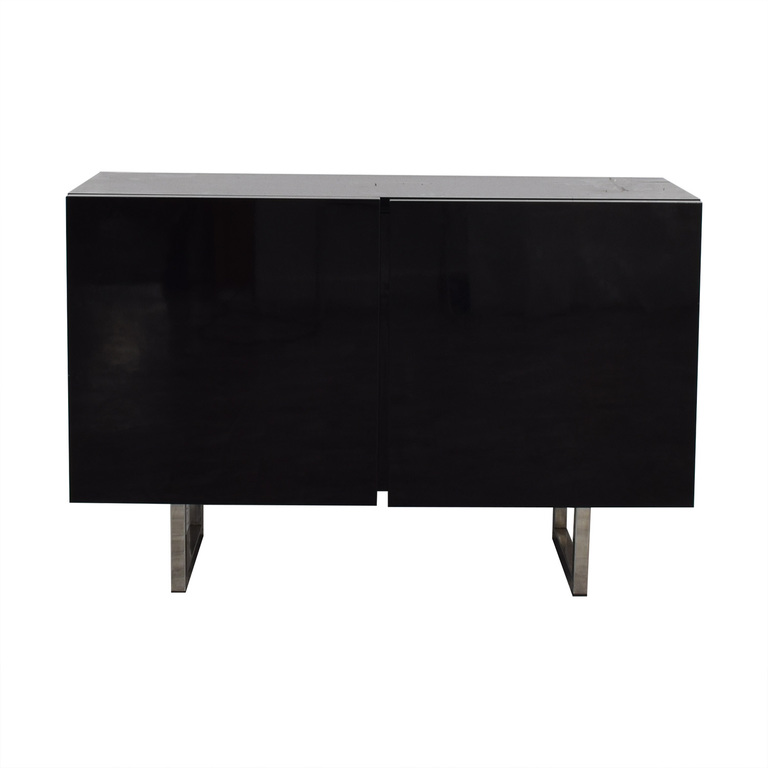 Calligaris Calligaris Black Sideboard for sale