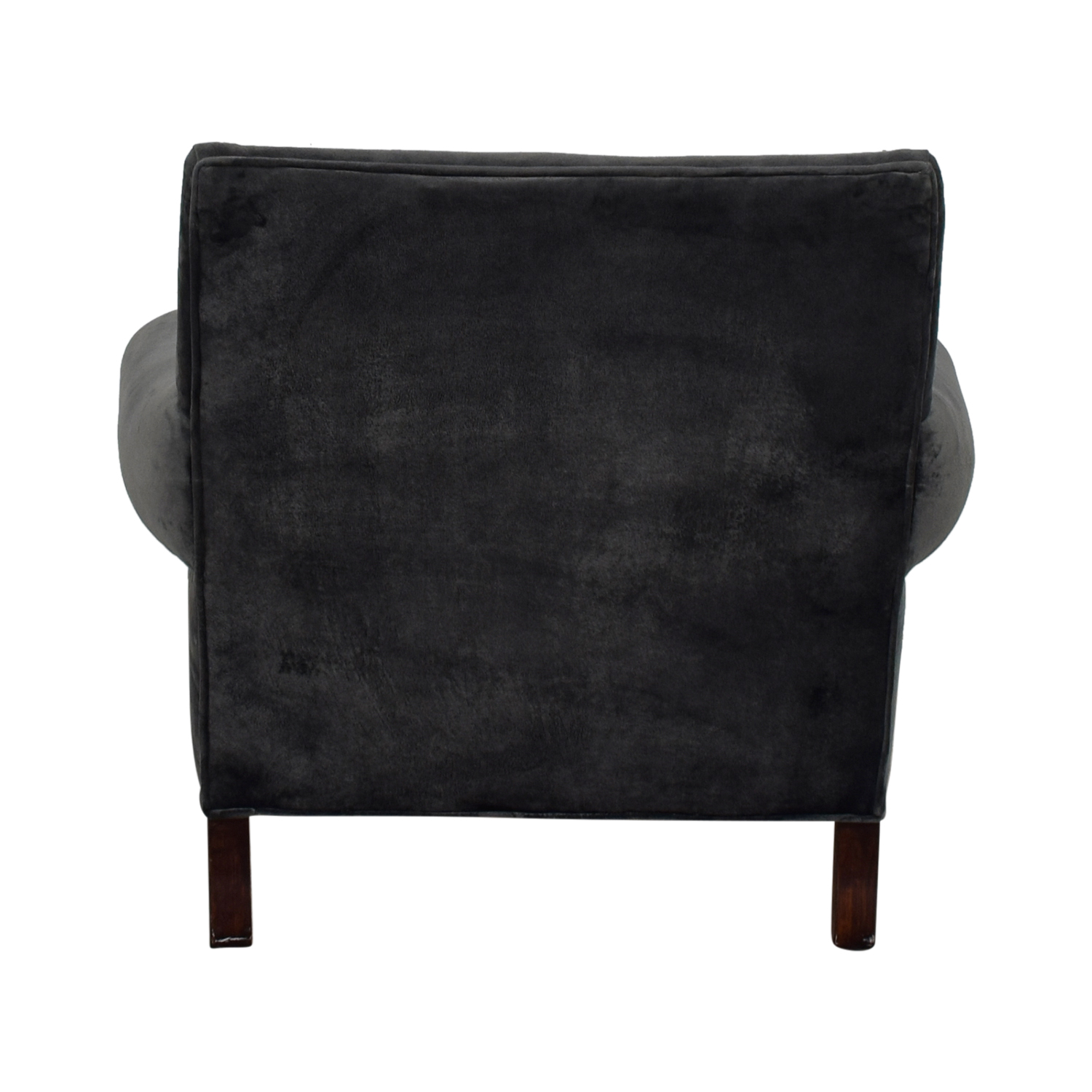Performance Velvet Upholstered Chair for sale