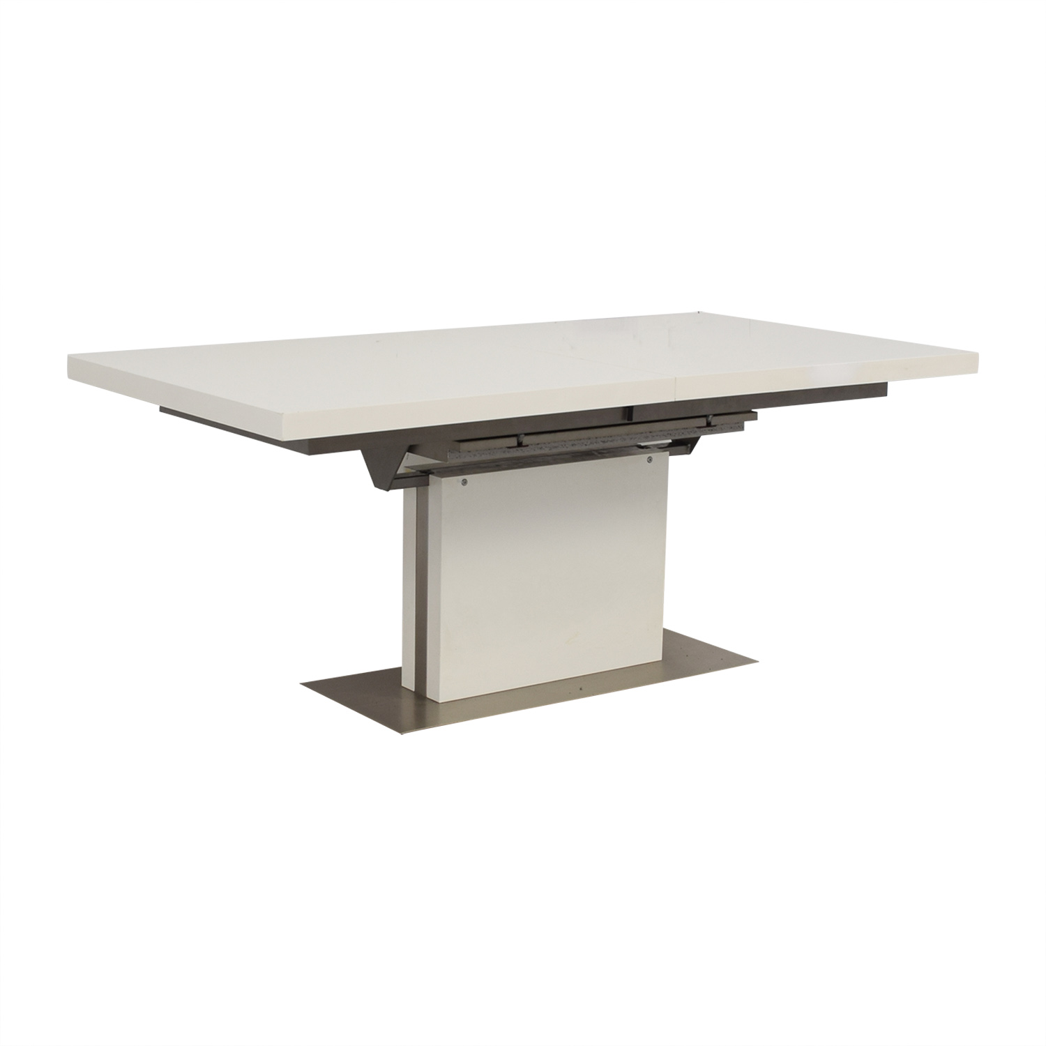 82 off  boconcept boconcept extendable dining table  tables