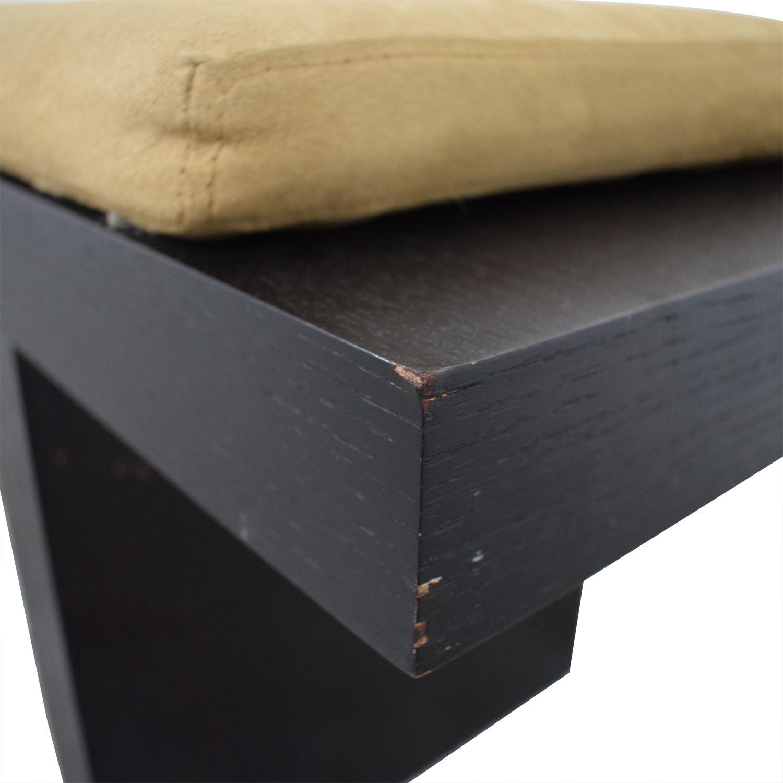 shop West Elm West Elm Beige Cushion Bench online
