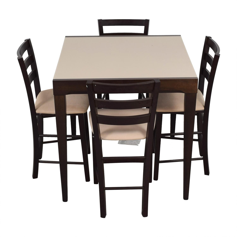 Calligaris Extendable Dining Set sale