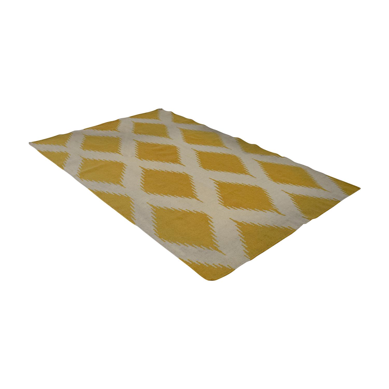 Surya Surya Frontier Wool Leduc Flat Weave Rug discount