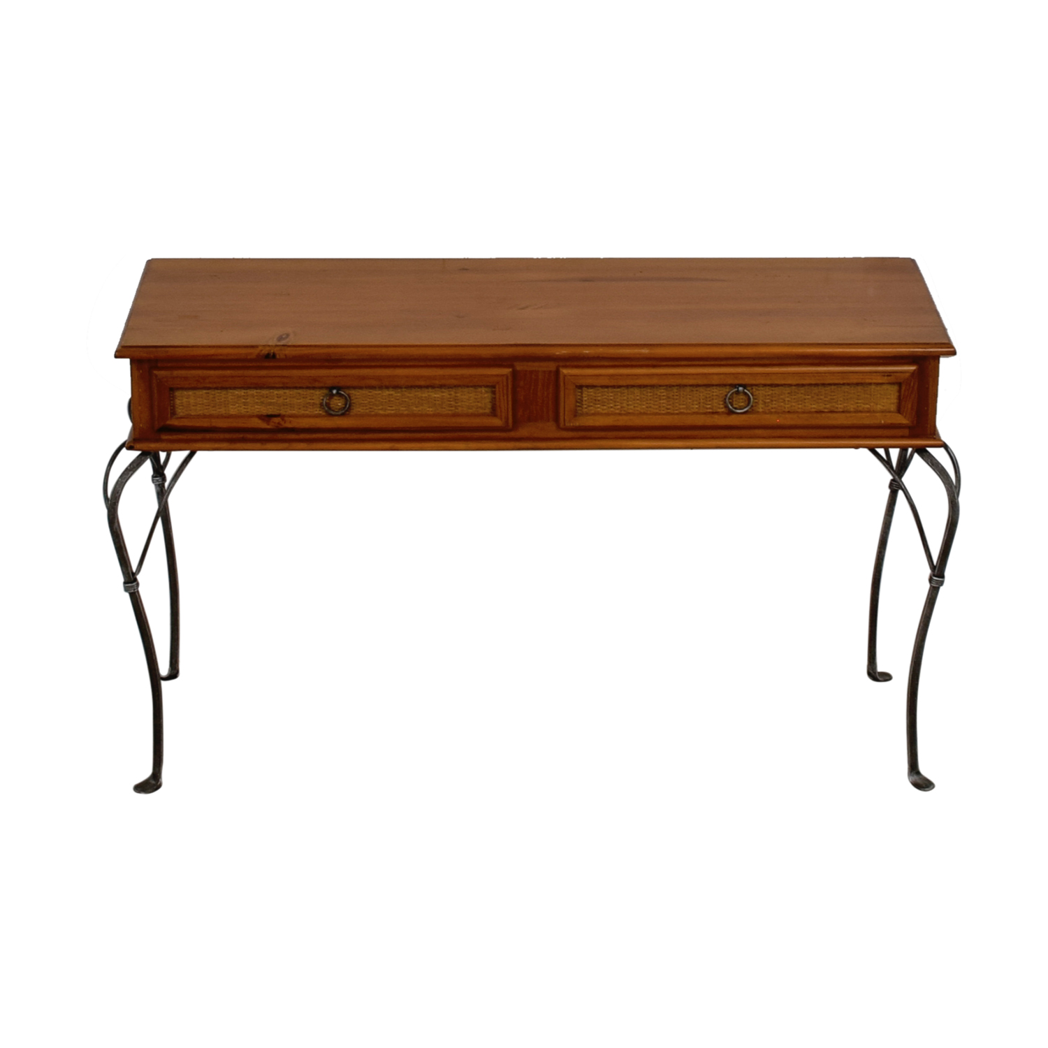 Pier One Wood Console Table Pier One