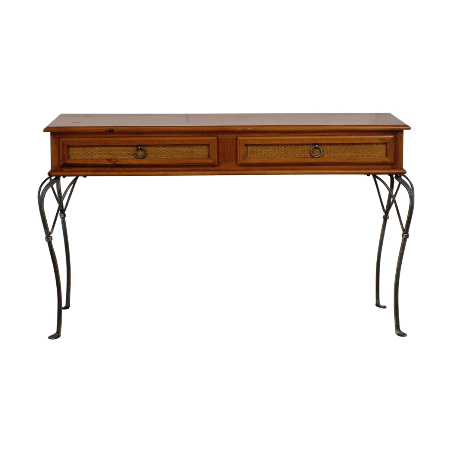 Pier One Pier One Wood Console Table