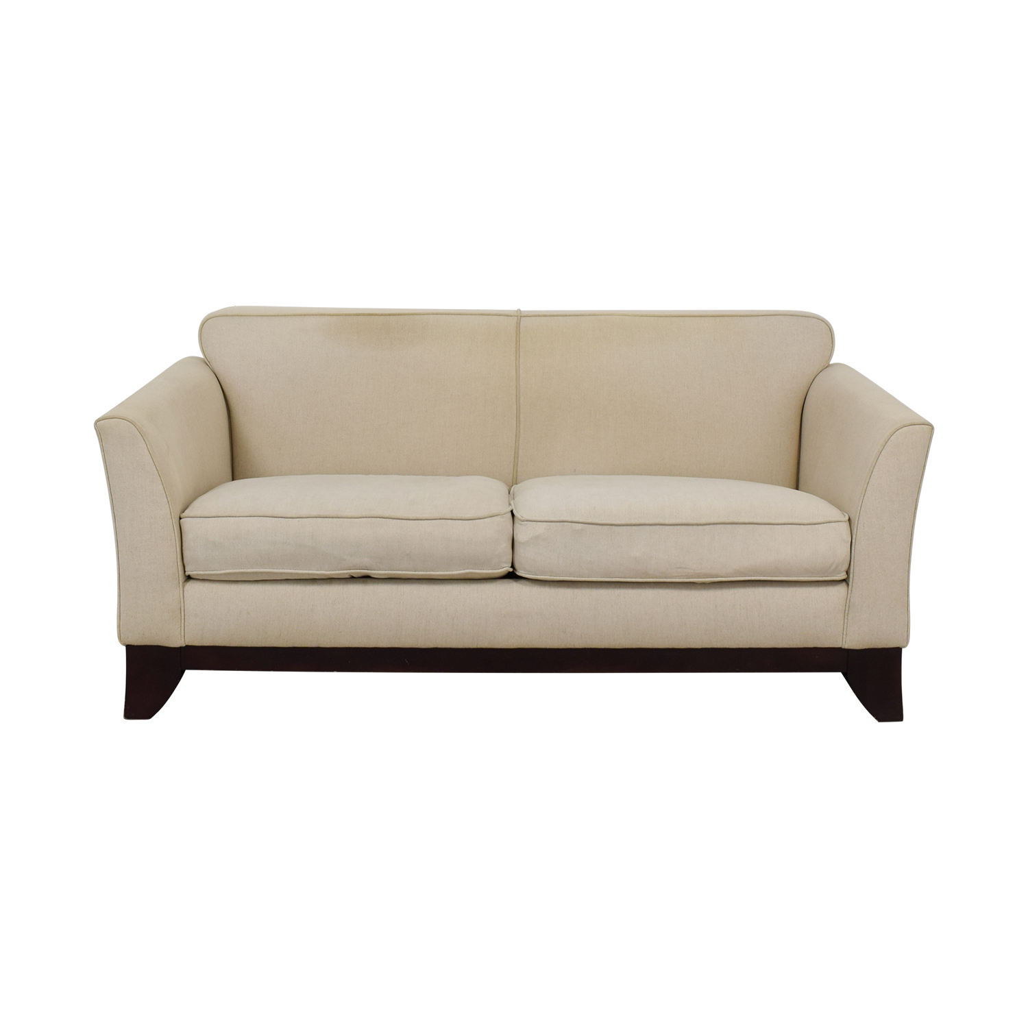 shop Pottery Barn Beige Sofa Pottery Barn